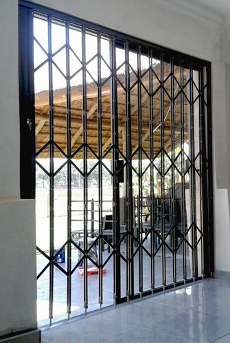 a trellidor installed as security gate